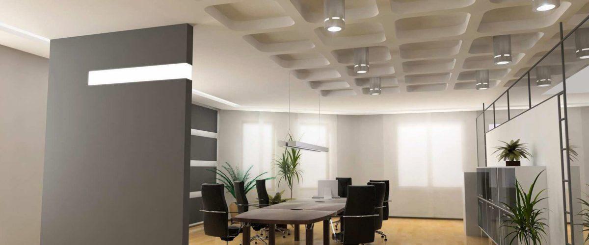 Office False Ceiling