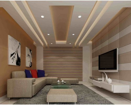 False Ceiling Creative Interior Amp Decor